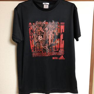 アディダス(adidas)のりんご飴様専用☆ワンピース コラコーラ コラボ Tシャツ(Tシャツ/カットソー(半袖/袖なし))