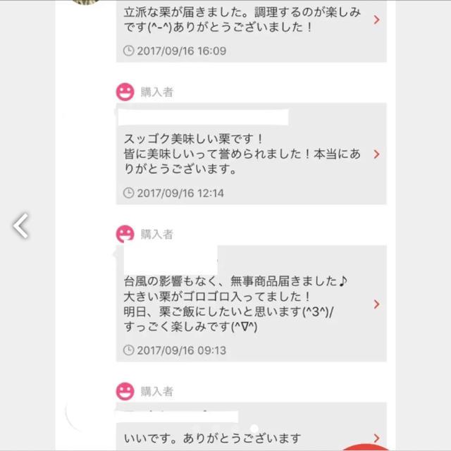 即購入OK☆茨城県笠間産 1kg 食品/飲料/酒の食品(野菜)の商品写真
