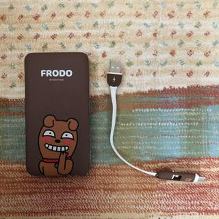 KAKAO FRIENDS モバイルバッテリー 10000アンペア