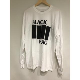 BLACK FLAG ロングTシャツ 【正規品】(Tシャツ/カットソー(七分/長袖))