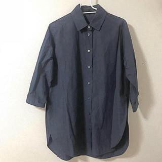 ドメニコアンドサヴィオ(DOMENICO+SAVIO)のdomenicosavio サイドスリットシャツ(シャツ/ブラウス(長袖/七分))