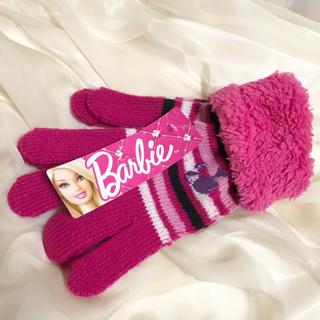 バービー(Barbie)の子供用手袋 バービー(手袋)
