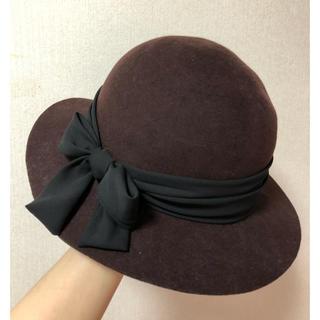 リリーブラウン(Lily Brown)の新品 帽子(帽子)