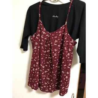 トピックラックス(topic luxe)のtopic シャツ(Tシャツ(半袖/袖なし))
