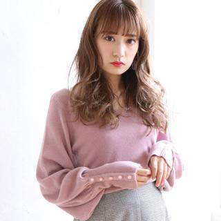ダズリン(dazzlin)の♡dazzlin⋮ ボリュームパフウォッシャブルニット♡(ニット/セーター)