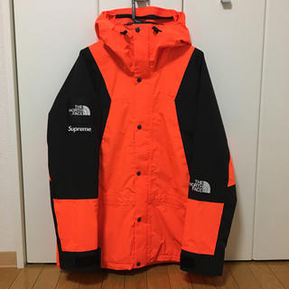 シュプリーム(Supreme)のsupreme north face mountain light jacket(マウンテンパーカー)
