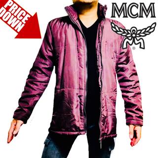 エムシーエム(MCM)の正規品MCM【大感謝祭】大きめサイズ☆スイングトップ☆ダウンジャケット(ダウンジャケット)