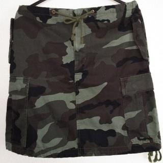 アングローバルショップ(ANGLOBAL SHOP)のアングローバルショップ  迷彩スカート(ひざ丈スカート)