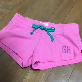 ギリーヒックス(Gilly Hicks)のGILLY HICKS☆ショートパンツ 未使用タグ付き(パンツ/スパッツ)