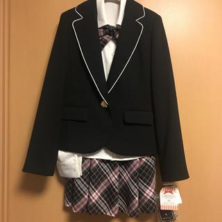 シマムラ(しまむら)の値下げ 新品 女児 フォーマル 150cm 3点セット(ドレス/フォーマル)