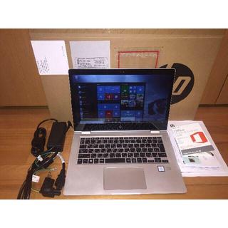 ヒューレットパッカード(HP)のHP13.3インチノートPC EliteBook x360(ノートPC)