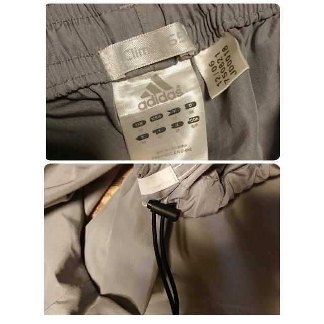 adidas(アディダス)のアディダス/ナイロン カプリパンツ M レディースのパンツ(ハーフパンツ)の商品写真