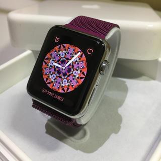 アップルウォッチ(Apple Watch)の未使用 ‼︎ Apple Watch 42mm(その他)