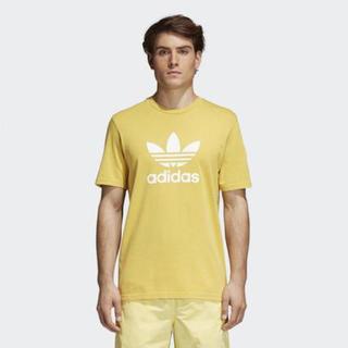 アディダス(adidas)の新品 完売 adidas originals ロゴ Tシャツ 2XO メンズ(Tシャツ/カットソー(半袖/袖なし))