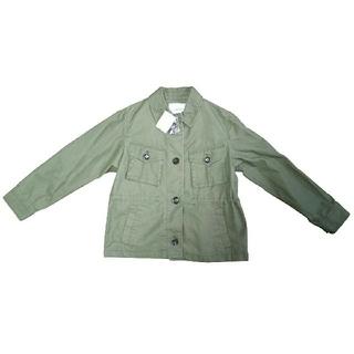 アンタイトル(UNTITLED)のUNTITLED ミリタリージャケット サイズ2 新品(ミリタリージャケット)