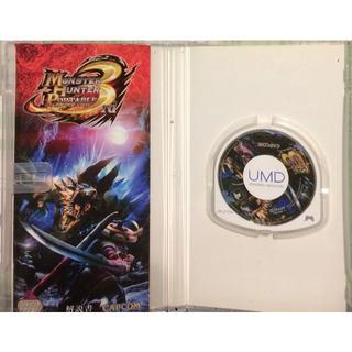 PlayStation Portable - モンスターハンター3rd ソフト・攻略本