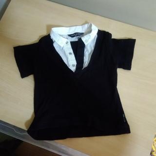 コムサイズム(COMME CA ISM)の80 コムサ フォーマル 男の子 半袖(セレモニードレス/スーツ)