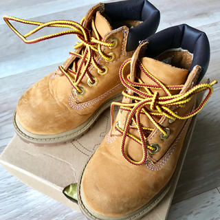 ティンバーランド(Timberland)のティンバーランド キッズ ブーツ サイズ7 (14cm)(ブーツ)