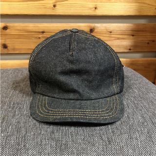 ニューヨークハット(NEW YORK HAT)のNEW YORK HAT デニムキャップ アメリカ製(ハット)