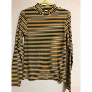 ジーユー(GU)のロングシャツ(Tシャツ(長袖/七分))
