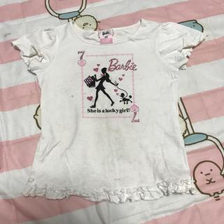 バービー(Barbie)のバービー半袖Tシャツ 120サイズ(Tシャツ/カットソー)