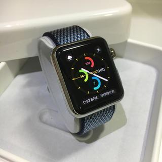 アップルウォッチ(Apple Watch)の未使用品‼︎  Apple Watch 38mm(その他)