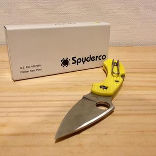スパイダルコ(Spyderco)の【gear様専用】スパイダルコ ドラゴンフライ2 H-1(その他)
