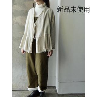 スズキタカユキ(suzuki takayuki)のikkuna スズキタカユキ 【新品】カシュクールジャケット(ブルゾン)