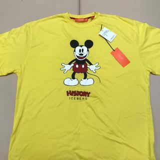 アイスバーグ(ICEBERG)の【新品タグ付き】Disney ICEBERG Tシャツ  (Tシャツ/カットソー(半袖/袖なし))