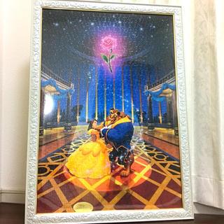 ディズニー(Disney)の美女と野獣 入手困難 廃盤1000ピースパズル(キャラクターグッズ)