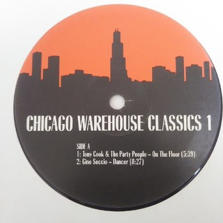 CHICAGO WAREHOUSE CLASSICS 1(レコード針)