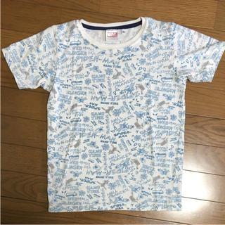 ジーユー(GU)のTシャツ スパイダーマン MARVEL GU ジーユー(Tシャツ/カットソー)