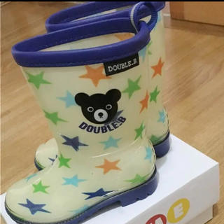 ダブルビー(DOUBLE.B)のダブルビー 長靴 14cm(長靴/レインシューズ)