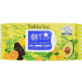 サボリーノ 朝用マスク(パック/フェイスマスク)
