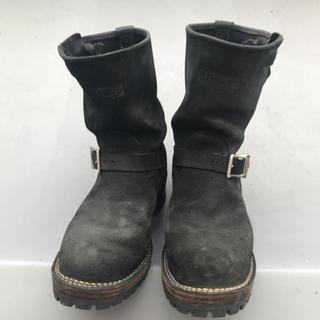 ウエスコ(Wesco)のウエスコ ブーツ カスタム 10.5EE 希少(ブーツ)