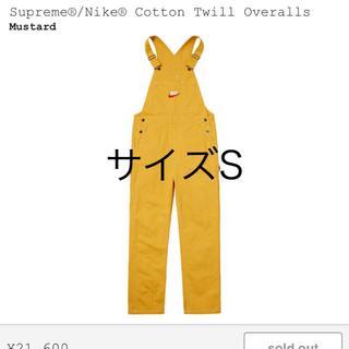 シュプリーム(Supreme)のsupreme Overalls (サロペット/オーバーオール)