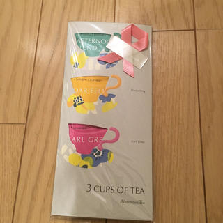 アフタヌーンティー(AfternoonTea)のアフタヌーンティ紅茶(茶)