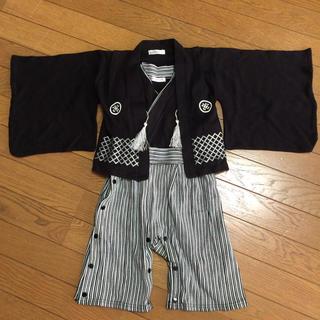 袴 ロンパース 足袋 セット コスプレ(和服/着物)
