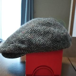 アイルランド製 ハンチングキャップ(ハンチング/ベレー帽)