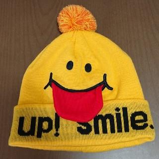 ニット帽(up!smile.)(ニット帽/ビーニー)