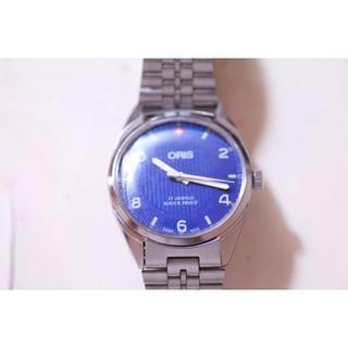 オリス(ORIS)の★堅司様専用ORISオリス17jewels機械日差計測済美品(腕時計(アナログ))
