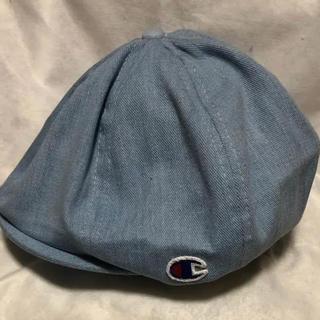 チャンピオン(Champion)のチャンピオン デニムベレー帽 (ハンチング/ベレー帽)
