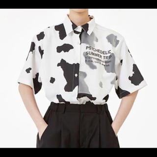 エイトセカンズ(8seconds)のmore than dope shoulder pad shirt(シャツ/ブラウス(半袖/袖なし))