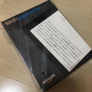 Kindle Paperwhite マンガモデル、ブラック、キャンペーン情報つき(電子ブックリーダー)