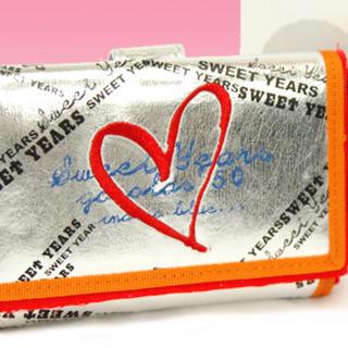 スウィートイヤーズ(SWEET YEARS)の【新品】小銭入付 三つ折 財布☆スウィートイヤーズ Y3B1165 SL(財布)
