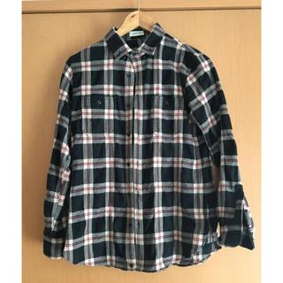 ドゥーズィエムクラス(DEUXIEME CLASSE)のチェックネルシャツ(シャツ/ブラウス(長袖/七分))