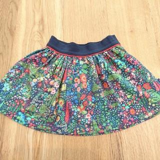 オイリリー(OILILY)のオイリリー 花柄スカート (サイズ 104/4T)(スカート)
