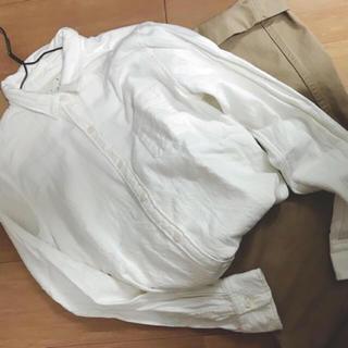 ムジルシリョウヒン(MUJI (無印良品))の無印良品 コットンシャツ(シャツ/ブラウス(長袖/七分))