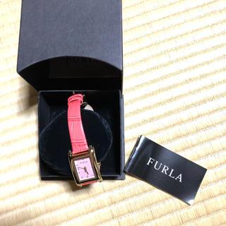 c14b2b308480 フルラ(Furla)の高島屋購入 フルラ FURLA 腕時計 スクエア レザー バングル 革(腕時計