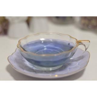 2018年産マロウブルー『happyブルーティー』国内産手摘みハーブティー(茶)